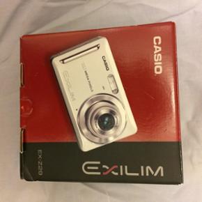 Casio kamera - 10,1 mega pixels