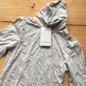 Basis turtleneck-kjole, aldrig brugt med mærke