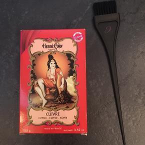 Henna kobber Nylon børste, ny