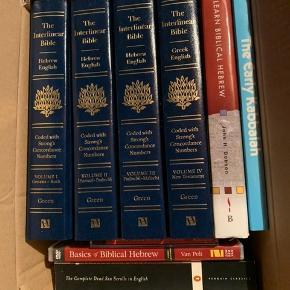 Hebræisk bibel, samt oversættelser