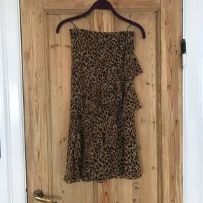 Vintage leopard nederdel 🌟 80 kr 💰 Køber betaler fragt 📦
