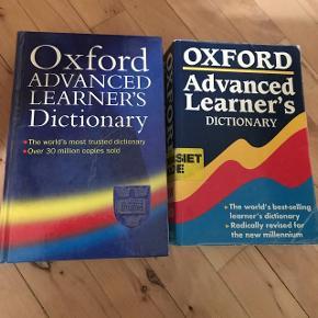 Oxford ordbog, dansk/tysk ordbog og retskrivningsordbog