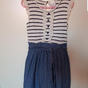 Jasper Conran Yndig kjole Str 4/5 104/110  meget flot stand