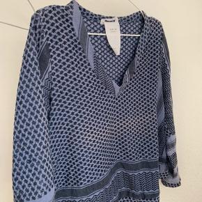 Super lækker Cecilie Copenhagen bluse, brugt lidt men ikke meget da den ikke rigtigt er min stil