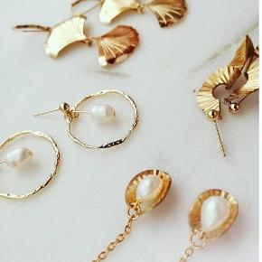 Smukke håndlavet smykket 🌈 forskellige styles - sender gerne flere billeder af de forskellige 🙏🏻   Sender gerne 💌