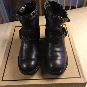 Ash støvler