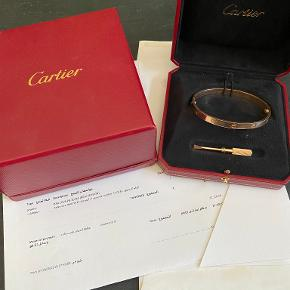 Cartier smykke