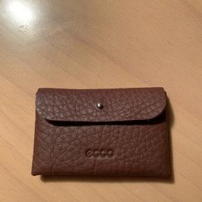 Lækker Kortholder i højeste kvalitets læder fra danske Ecco  #30dayssellout