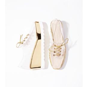 Købt fra Jessica Rich hjemmeside, som ligge i Beverly Hills, USA. Kollektionen er fra sommer. Skoene er håndlavet.  Kvittering ses på sidste side. Normal pris med forsendelse var $314 dvs. 2074kr  Prisen er fast, da de er aldrig brugt.  Bytter ikke