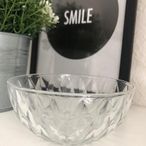 Fine krystalskåle - 3 stk! ✨ Fejler absolut ingenting!