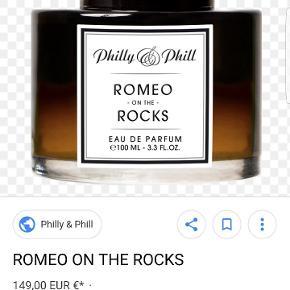 Helt fuldt romeo on the rocks parfume.   Nypris: 1200   Så spar 400 her, på samme kvalitet og mængde