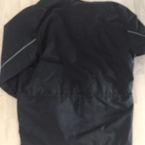 Lang sports jakke fra Adidas