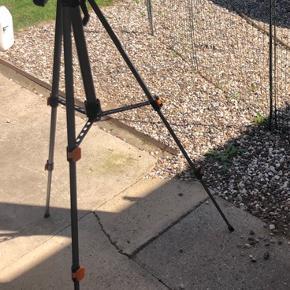Kamera holder som næsten aldrig er brugt