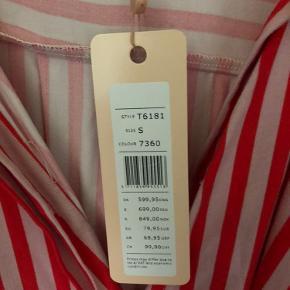 Fin skjortekjole med bælte
