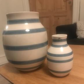 Kähler vases (big and small) only a couple of years old and practically unused