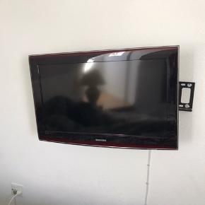 Samsung tv. Der er ingen fjernbetjening med