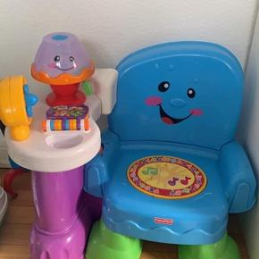 Fisher Price spille musik
