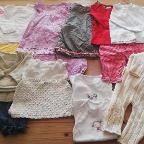 H&M tøjpakke