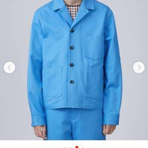 Acne studios media jacket i sky blue fra 2017 I str. 48 Mp 650
