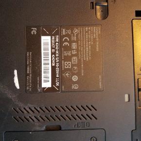 Sælger 2 stk bærbar computer  batteri tid ca 3 timer   mærke Lenovo model T520   med mus og ledning      pr stk   1050  2 stk for 2000    Afhentning på adressen I Hvidovre   Vh Jacob 61221190