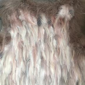 Yndig pelsvest fra Buch 🌸 Ægte kalkunpels  Stand: Brugt 2 gange  #30dayssellout