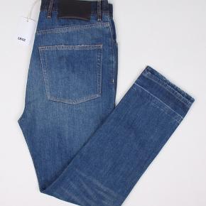 """Lanvin jeans Str 29 - passer W31"""" L31"""" Stand: ny, med prismærke og kvittering Nypris: 3850 kr. 799 kr.  UAS65"""