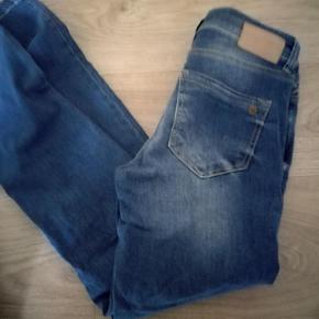 f0f0bd01 Brand: Mos Mosh NEDSAT Varetype: jeans Størrelse: 26(27) Farve: