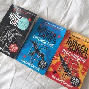Hunger Games-serien på engelsk