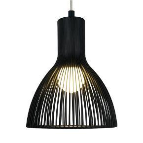 Nordlux Emition, sort lakeret stål. Ø:17 cm.  Er som ny.  Nypris ca. 400 kr.