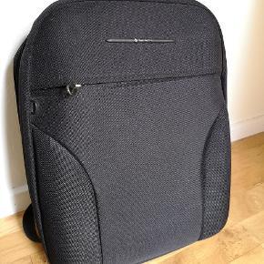 Samsonite rygsæk i robust, uopslidelig kvalitet.