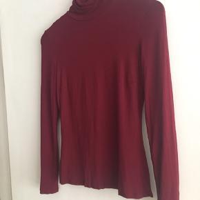 Slim for trøje med turtleneck