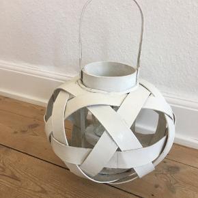 Hvid lanterne