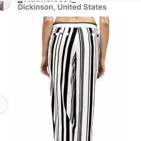 Skønne bukser - style sasja stripe