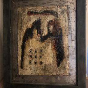 Sælger et smukt værk af Lene Frederiksen. Købt på galleri i Rødhus Måler 90x112 cm😉