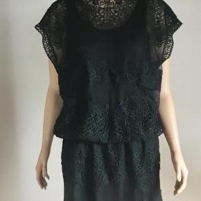 3d85f02e327 Brand: Y.A.S. Varetype: Blonde kjole Farve: Sort Oprindelig købspris: 650  kr.