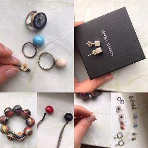 Smykker sælges - samlet eller hver for sig 🌻