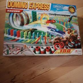 Domino Express Racing, alle dele medfølger.