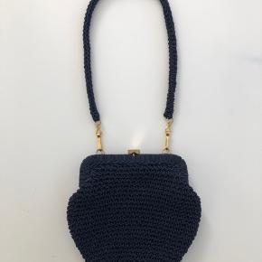 Elegant vintage taske i fineste stand