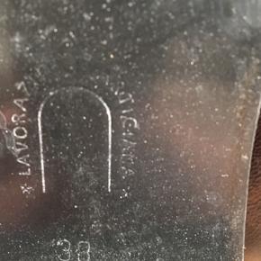 Flot lækker bløde læder Italiensk  støvle i str.38 af mærket Lavorazione Artigiana. Har kostet 2800kr fra nye
