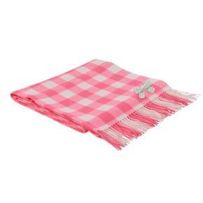 Vanvittigt Lækkert og Superblødt Ternet Tørklæde i 100% Baby Alpaka Der følger en Fin Sløjfe Broche med som jeg ikke kan finde. Farven er Neon Pink og tørklædet måler 70x200 cm Nypris kr. 999,-  Bytter ikke 🌸