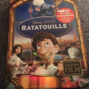 Disney Ratatouille. Sælges for 30 kr.