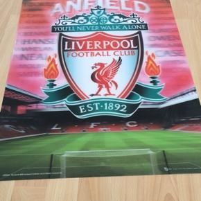 Plakat Liverpool 3 D