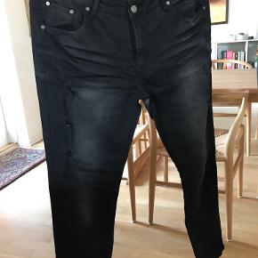 Occupied jeans