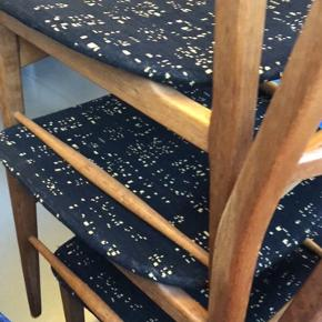Super fed retro spisestol fra Sibast Furniture.   (Der er kun 1 tilbage) så prisen er for den ene.