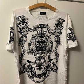 ZARA ZARA mønstret t-shirt   Str Xl   Cond 10/10