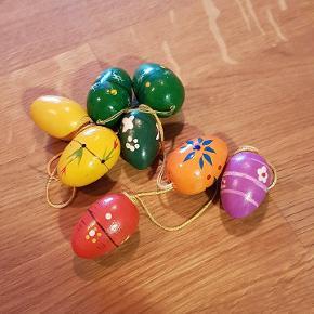 Fine påske æg 2,5-3 cm i bl. farver