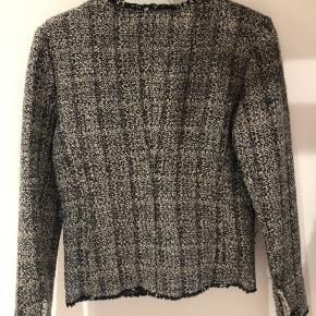 Smuk grå uldtweet blazer fra Isabel Marant Helt klassisk fra hendes kollektion