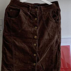 Paprika nederdel