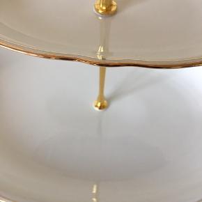 Opsats oval str 33X23cm og 21X13 cm