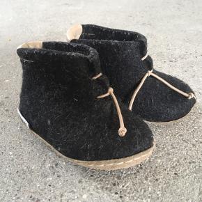 Glerup Filt andre sko til piger